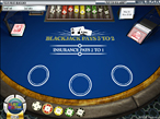 Blackjack at Sloto'Cash Casino