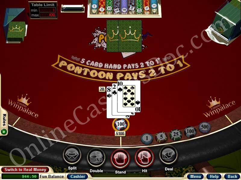 online casino blackjack game twist login
