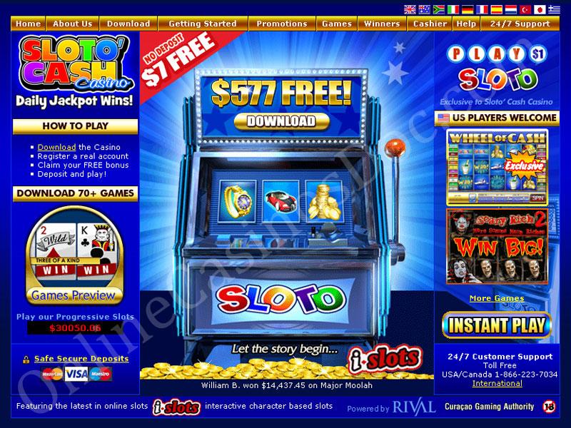 Cash Casino Online