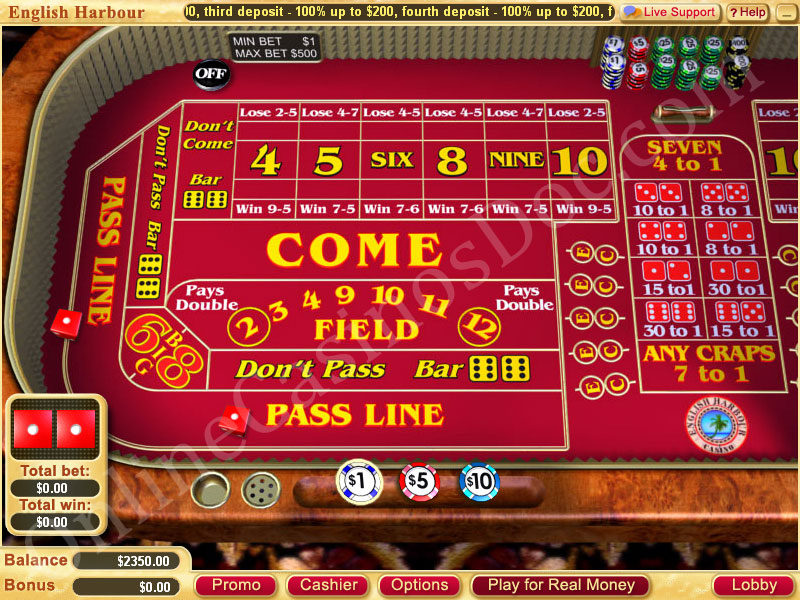 English Harbour Casino