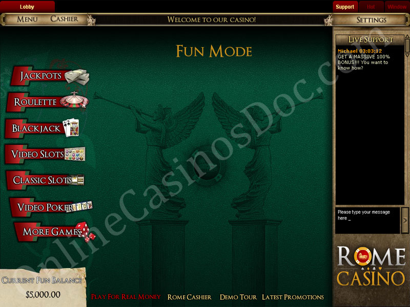 Casino lobby 5 slot demo hollywood casino resorts tunica ms