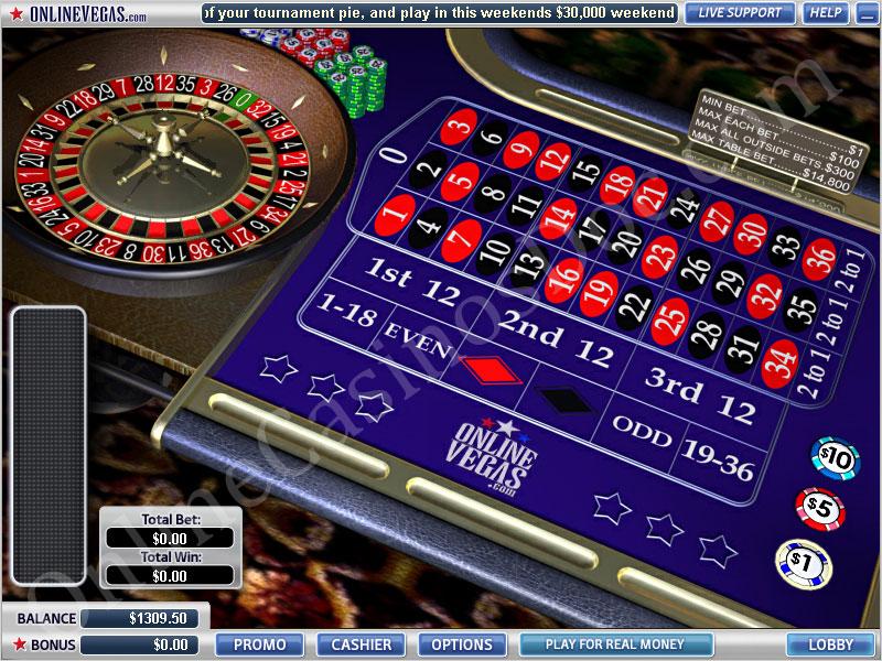 online vegas casino hot online