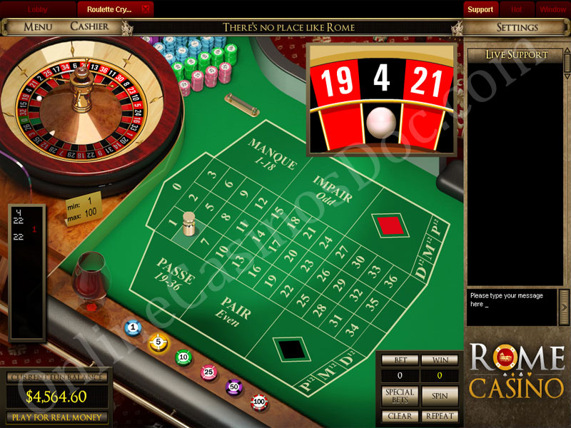 Play poker in rome casino europe sousse