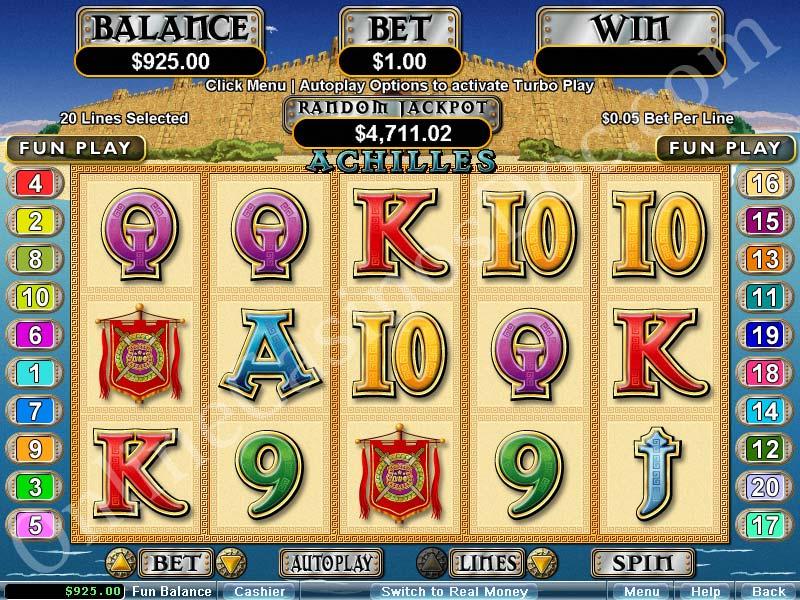 Titan Casino Slots