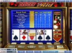 Video Poker at Online Vegas Casino