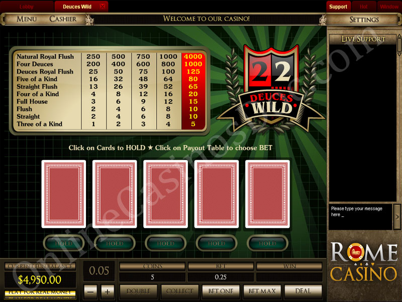 T casino eisden