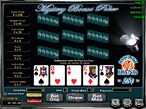 Video Poker at Rushmore Casino